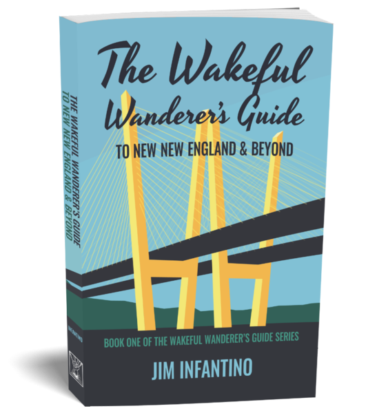 novel 3d image The Wakeful Wanderer039s Guide