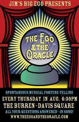 The Ego amp The Oracle Returns Every Thursday in August