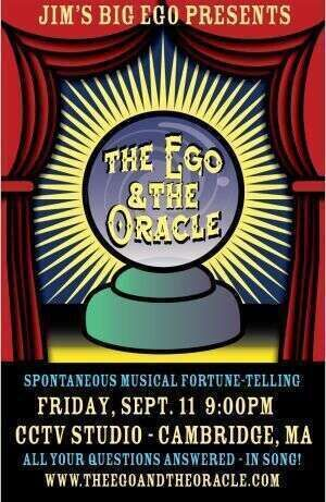 The Ego amp The Oracle - Encore Performance at Boston Improv Festival on Sept 11