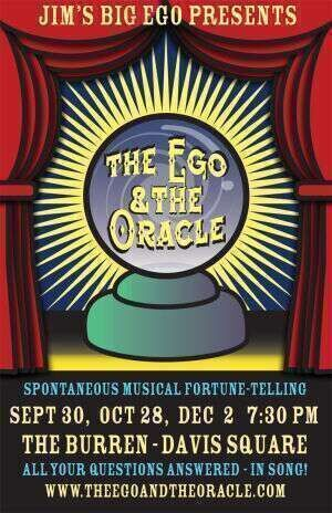 The Ego amp The Oracle Returns This Fall