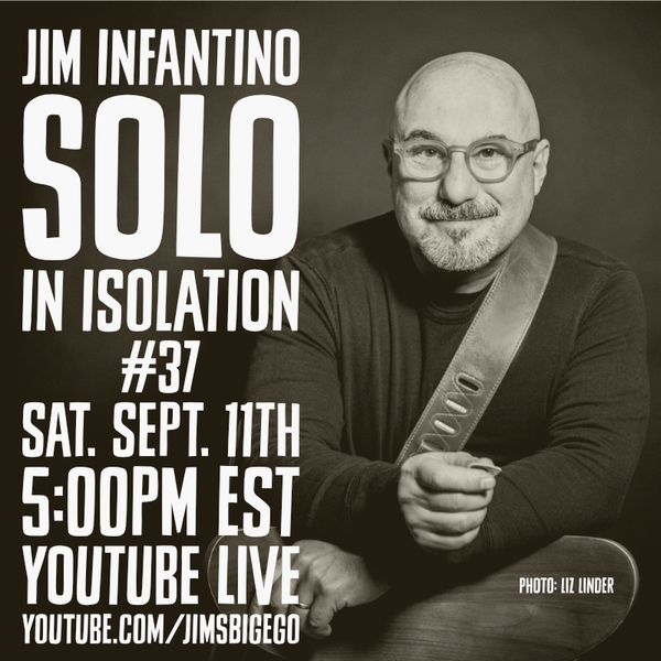 Solo In Isolation poster