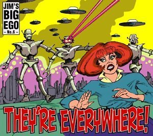 cover of They're Everywhere!